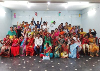 Paralegal Facilitators ( PLFs) training on Women's Rights and Law – Phase 2