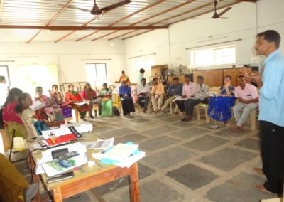 Paralegal Facilitators ( PLFs) training on Women's Rights and Law – Phase 3