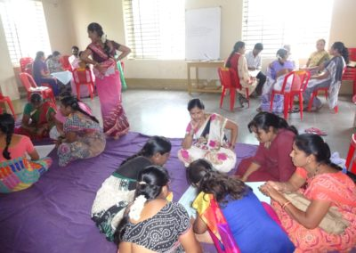 Paralegal Facilitators ( PLFs) training on Gender – Phase 1
