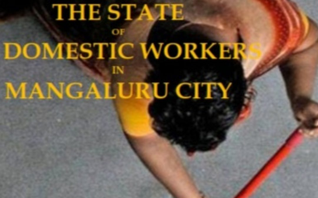 Study on Domestic Workers of D.K